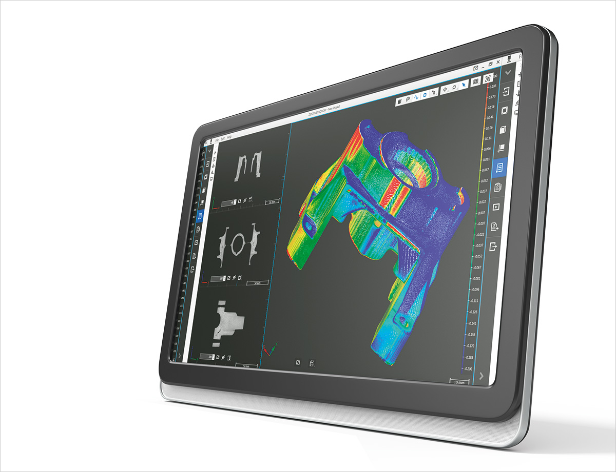 ZEISS CT visualization and evaluation software