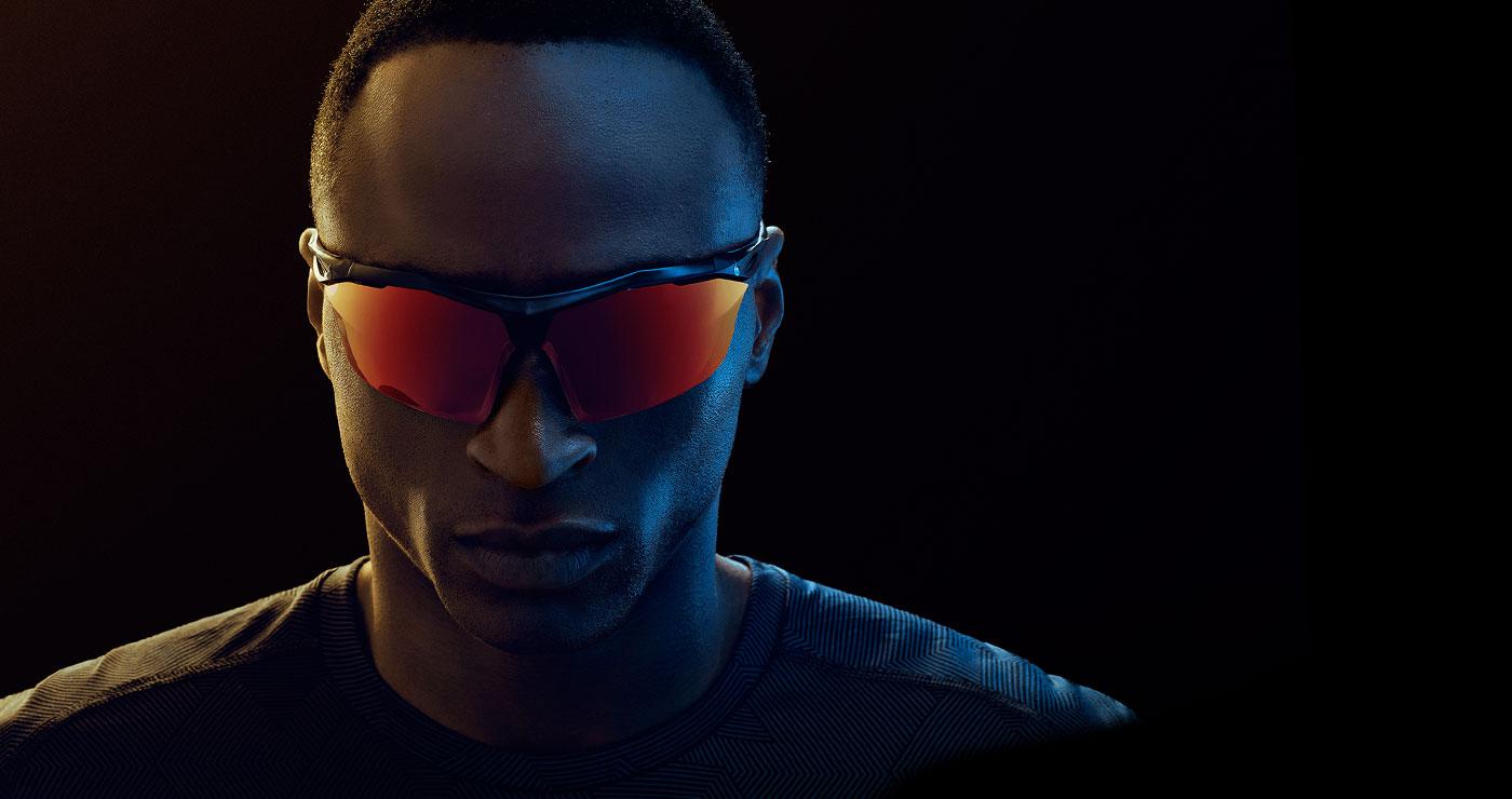 39ea6c9deee1 Sportsbriller til en ny generation løbere  Nike Vision Vaporwing solbriller  til løbesport