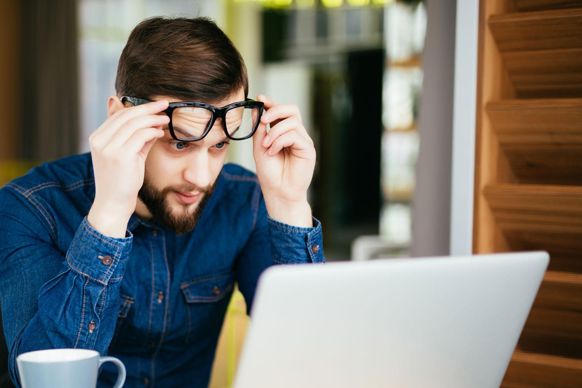113119ccfadd Synsproblemer trods nye briller