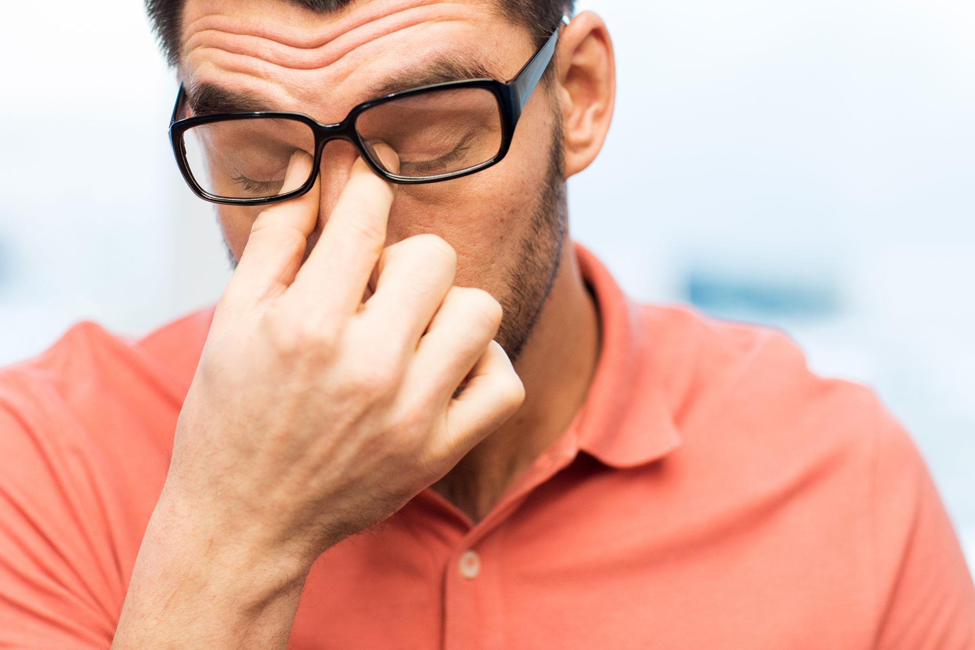 6eab99a1f Når briller er for stramme. De bedste tips til afslappet syn og det ...
